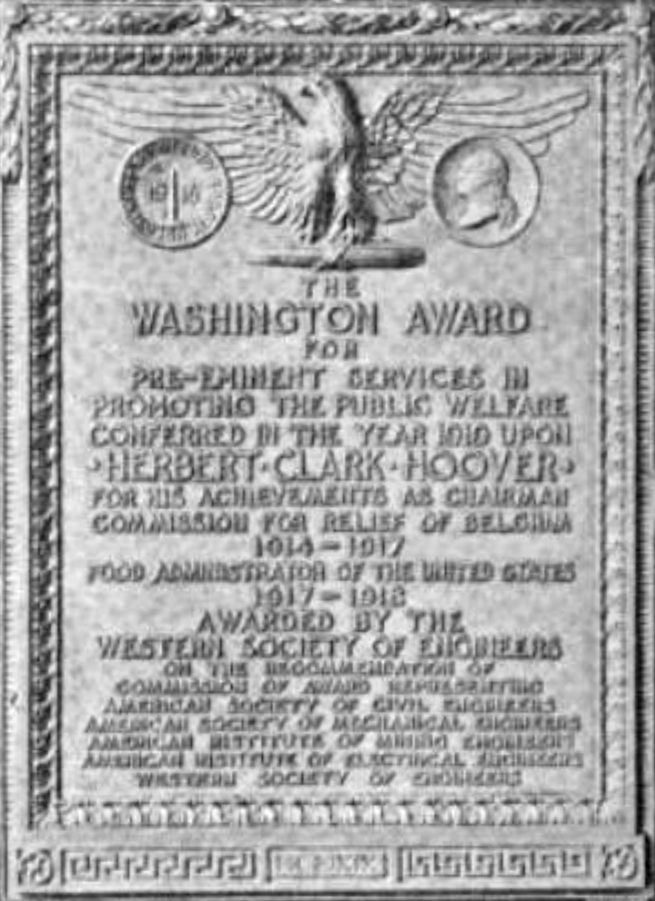 Washington Award